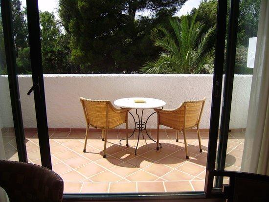 Los Monteros Spa & Golf Resort GL : our balcony