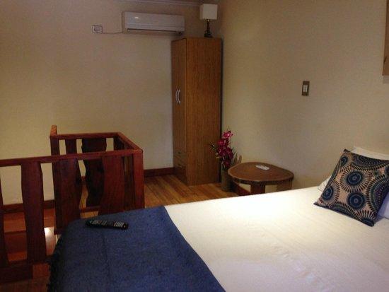 Tupa Hotel Boutique: Planta alta habitación duplex