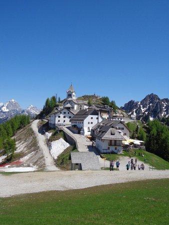 Mt Lussari: Sanctuaire