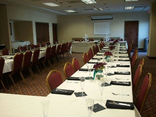 Holiday Inn Express Greenville: Special Events