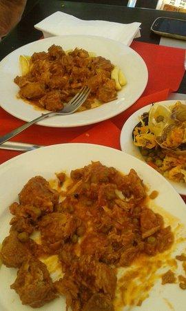 Restaurante Alcazar : Che carne era?!
