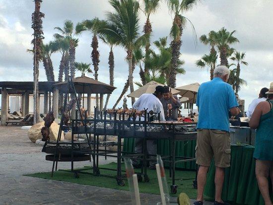 Paradisus Los Cabos: Brazilian Barbecue