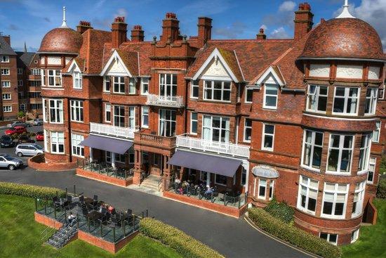 The Grand Hotel Lytham St Anne S Reviews Photos Price Comparison Tripadvisor