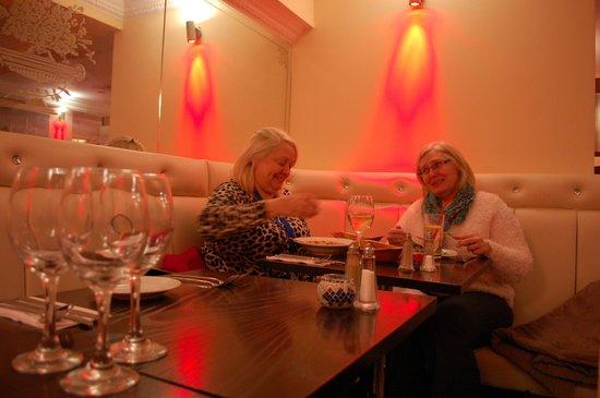 restaurant review reviews little taste italy ristorante teatro glasgow scotland