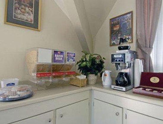 Howard Johnson - Princeton/Lawrenceville: Breakfast Area