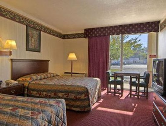 Howard Johnson - Princeton/Lawrenceville: Standard Two Double Bed Room