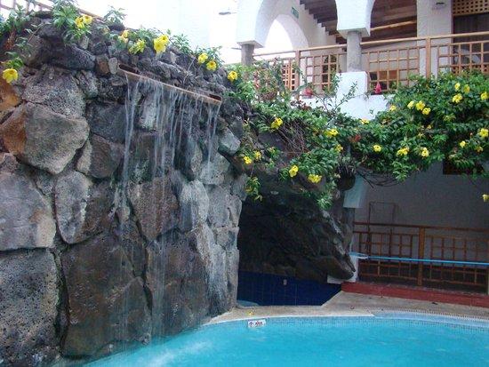 Hotel Silberstein: Piscina do hotel