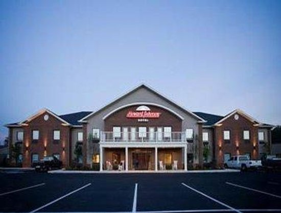 Welcome to the Howard Johnson Hotel Spring City