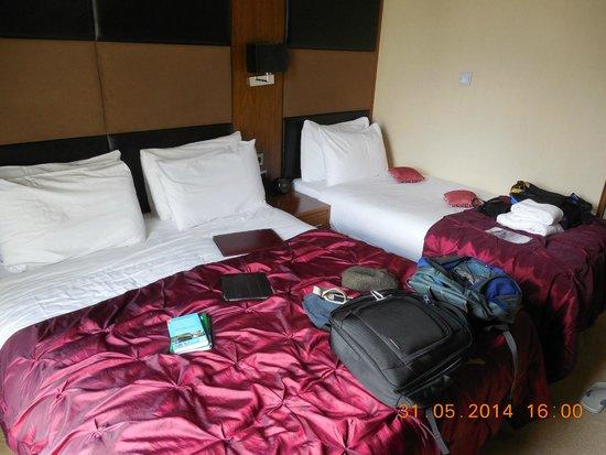 Culane House Hotel: Quarto