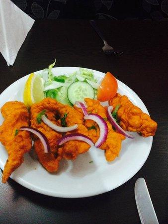 Bombay Leaf: Chicken Pakora
