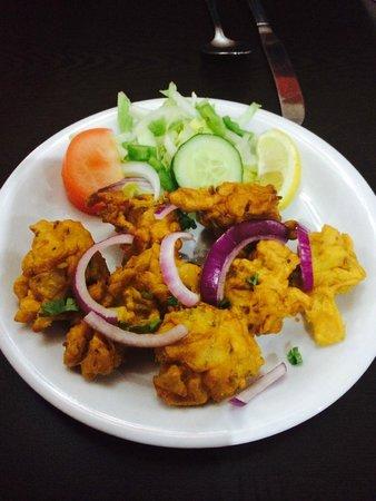 Bombay Leaf: Vegetable Pakora