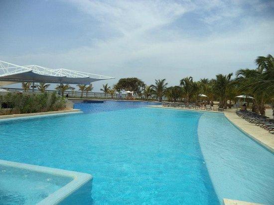 Wyndham Concorde Isla Margarita : POOL AREA