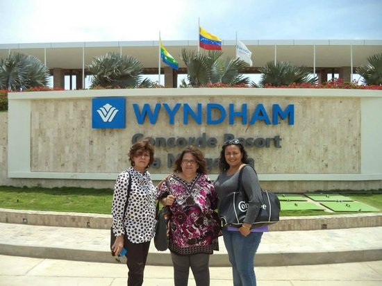 Wyndham Concorde Resort Isla Margarita: HOTEL