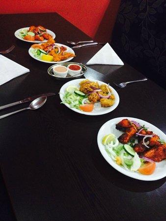 Bombay Leaf: Mix Starters