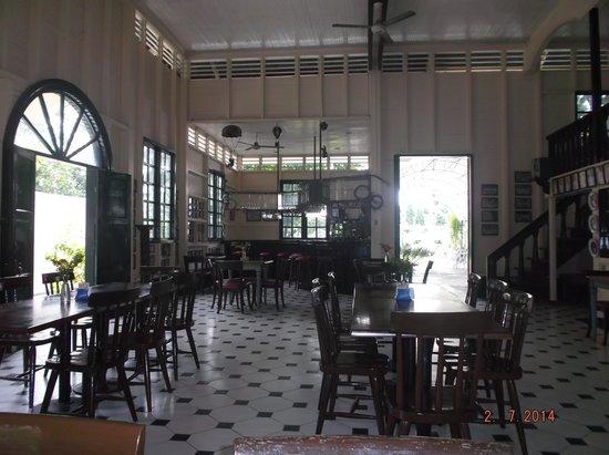 La Planta Hotel: Breakfast area