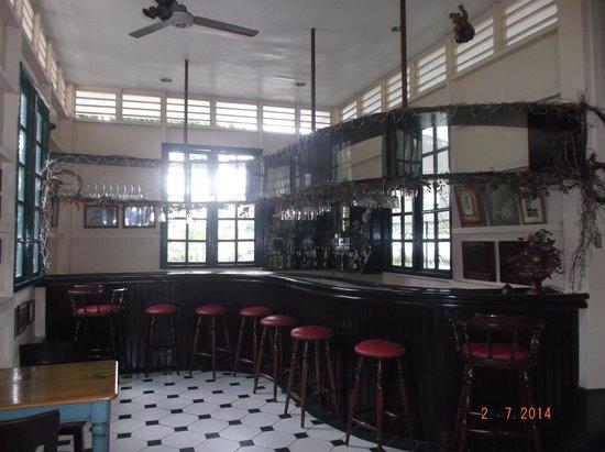 La Planta Hotel: Bar