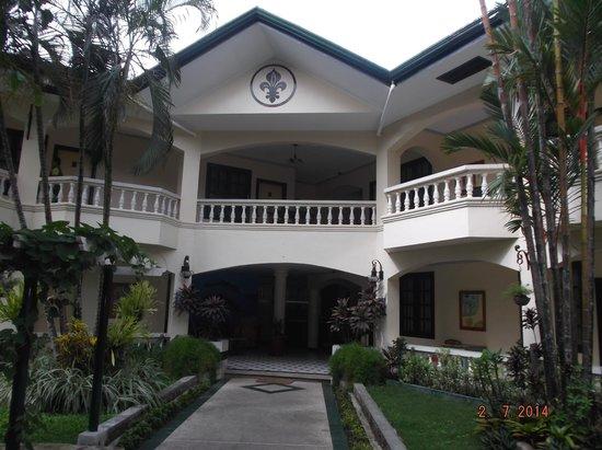 La Planta Hotel: Hotel building