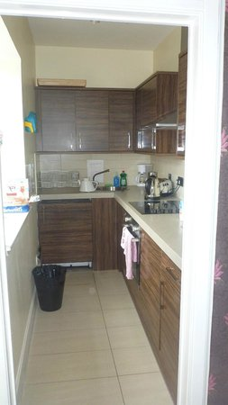 Stay Edinburgh City Apartments - Royal Mile: Kitchen.