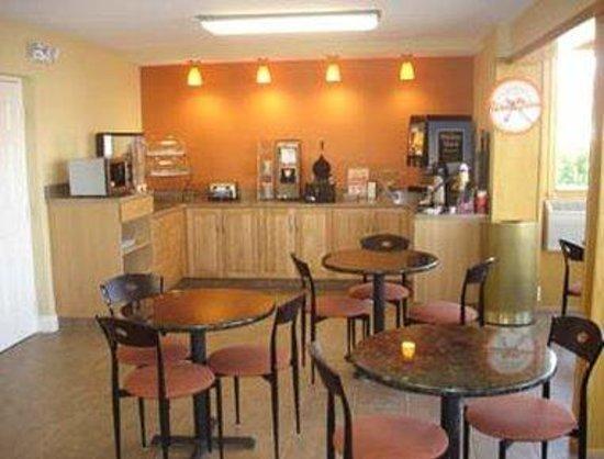 Howard Johnson Express Inn - Rocky Hill: Breakfast Area