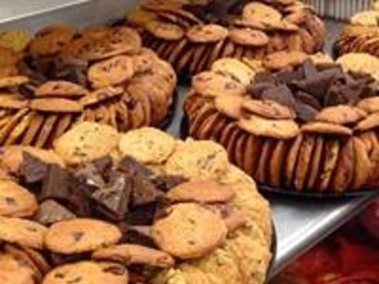Red Hot & Blue: Perfect for your next meeting: Cookie and Brownie Trays