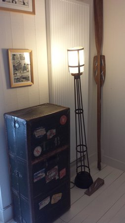 Plume au Vent : bedroom details