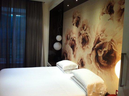 Fabio Massimo Design Hotel: Bed