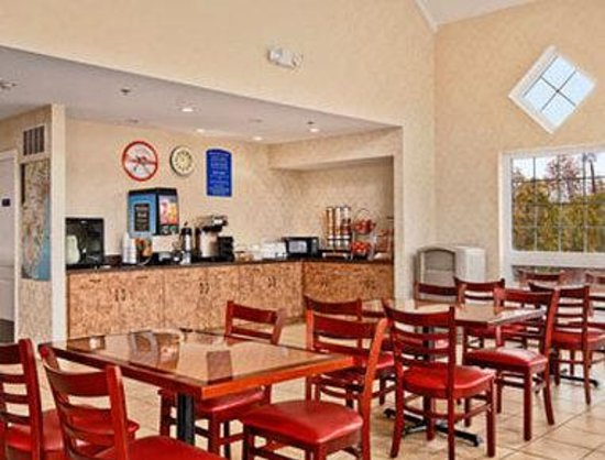 Howard Johnson Express Inn - Blackwood: Breakfast Area