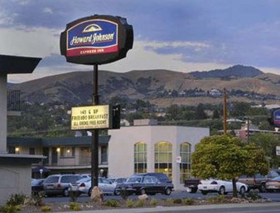 North Temple Inn : Welcome to the Howard Johnson Salt Lake City
