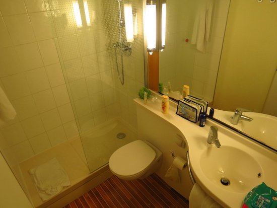 Ibis Milano Centro: banyo
