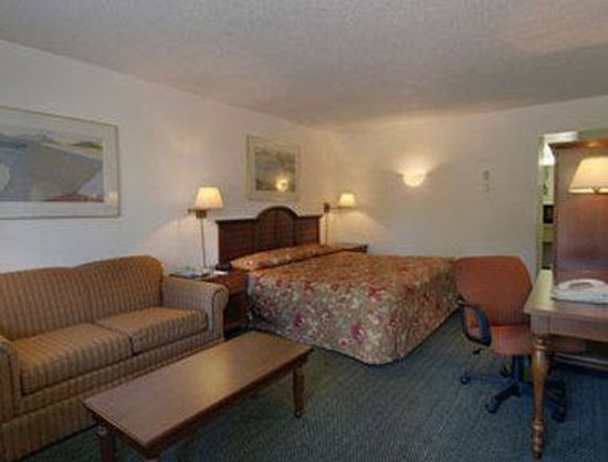 Howard Johnson Inn Yuma : Standard One King Room