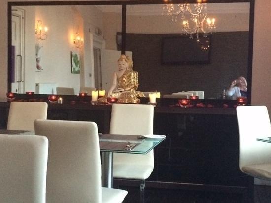 Jaya Indian Cuisine: Jaya restaurant.