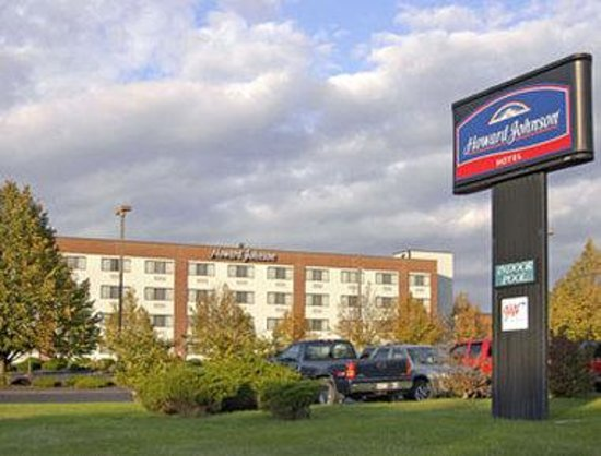 Howard Johnson Hotel South Portland: Welcome to Howard Johnson Hotel, South Portland