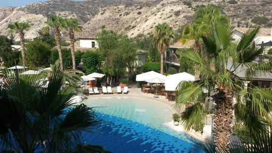 Columbia Beach Resort Pissouri : a view from my room