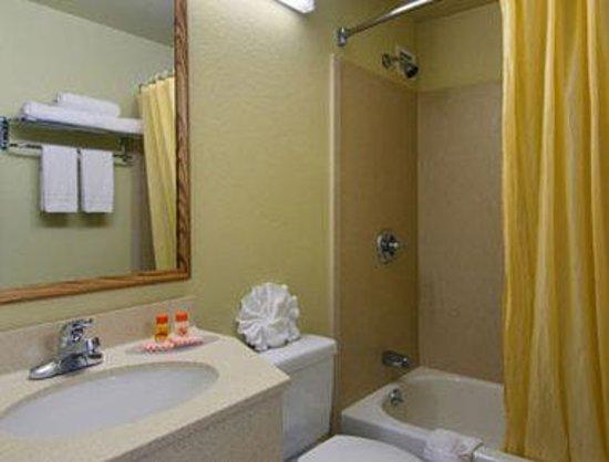 Howard Johnson Inn Athens: Bathroom