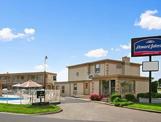 Howard Johnson Express Inn - Sandusky Amusement Park: Welcome to Howard Johnson Sandusky
