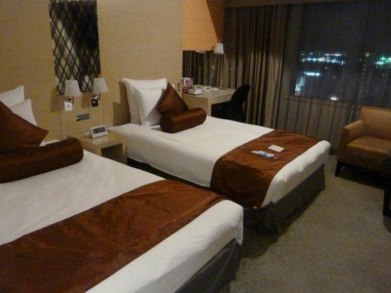 ANA Crowne Plaza Hotel Kanazawa : bedroom