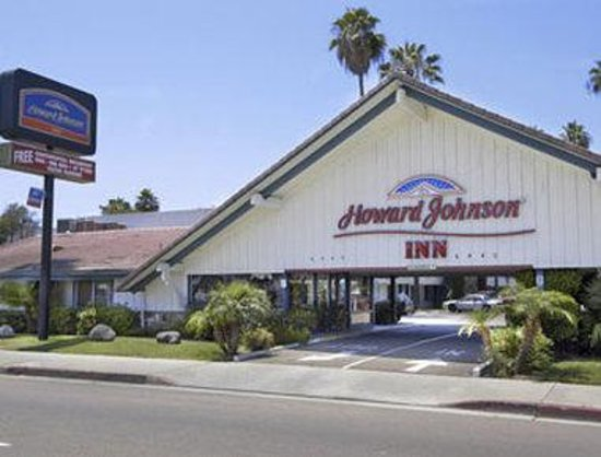Howard Johnson Inn San Diego State University Area: Welcome to the Howard Johnson, San Diego