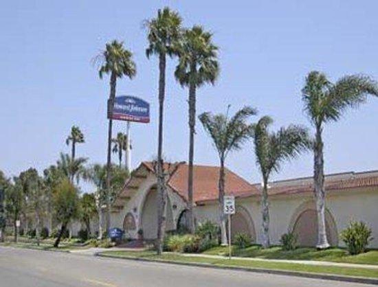 Howard Johnson Express Inn National City/San Diego South: HJ Express Inn Naval Station San Diego