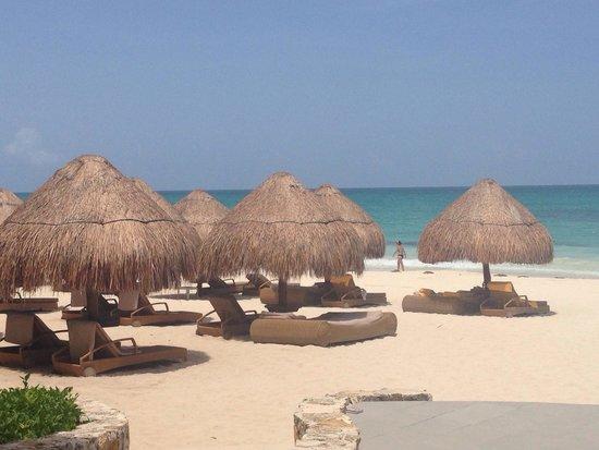 Iberostar Grand Hotel Paraiso: At the beach
