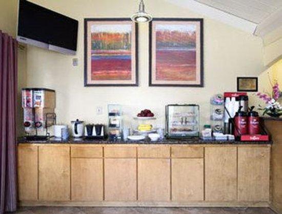 Howard Johnson Express Inn National City/San Diego South: Breakfast Area