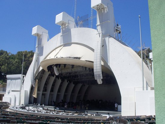 Terrace box 5 picture of hollywood bowl museum los for Terrace 6 hollywood bowl