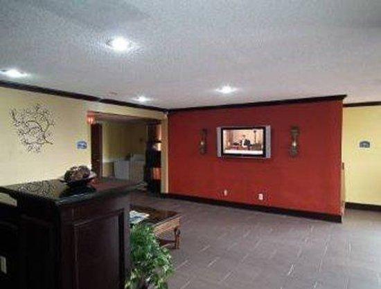 Howard Johnson New Braunfels : Lobby