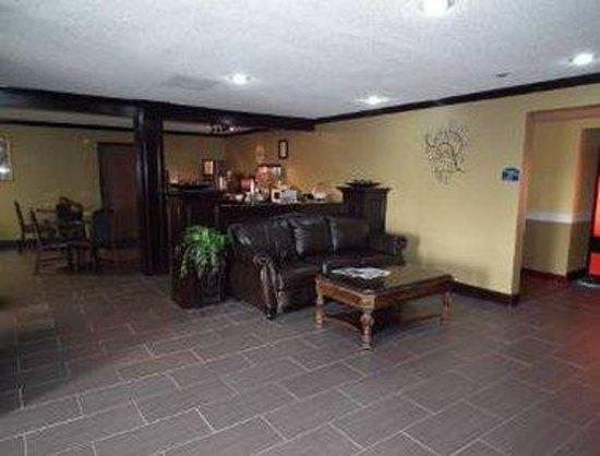 Howard Johnson New Braunfels : Breakfast Area