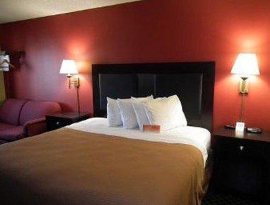 Howard Johnson New Braunfels : Guest Room