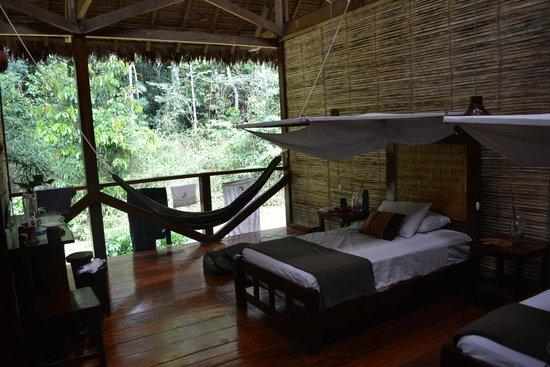 Refugio Amazonas: Bedroom
