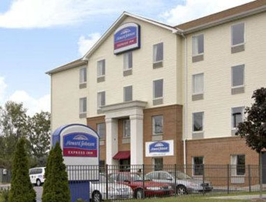 Howard Johnson Express Inn/Airport : Welcome to the Howard Johnson Louisville, KY