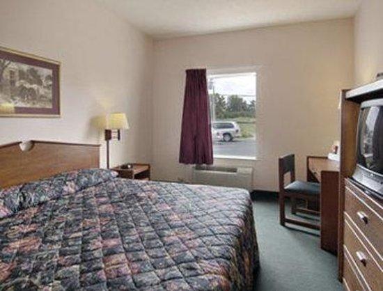 Howard Johnson Express Inn/Airport: Standard One King Bed