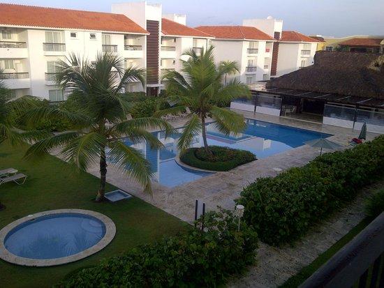 Karibo Punta Cana: foto desde la habitacion