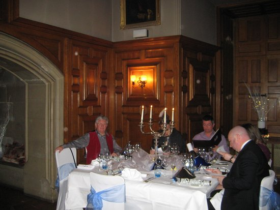 Ackergill Tower : Christmas Lunch