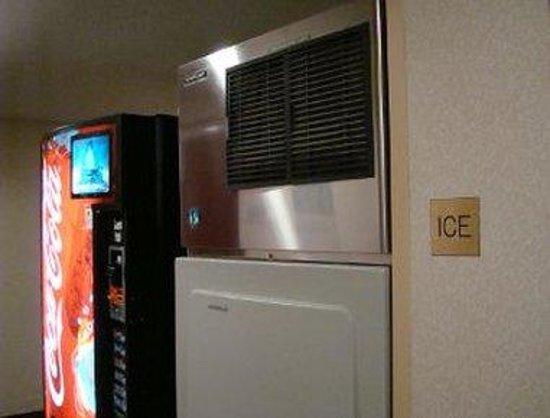 Howard Johnson Inn Jamaica JFK Airport NYC: Vending Machines